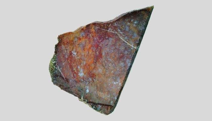 red moss agate